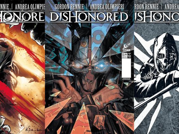 Titan Announces Dishonored Comic