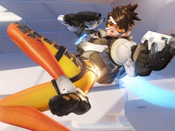 Tracer Getting Nerfed in Heroes of the Storm