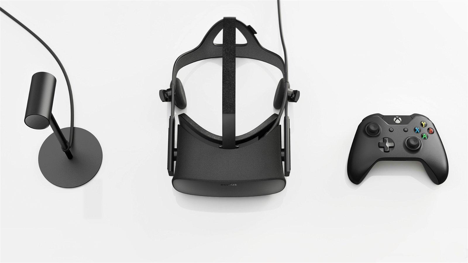 Valve Employee Claims Oculus Is Using Tech Valve Lent Them 2