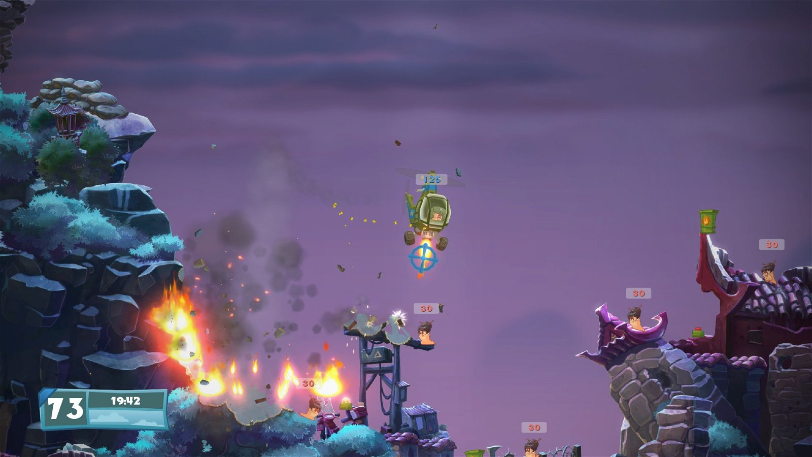 Worms W.M.D Getting Boxed Retail Versions