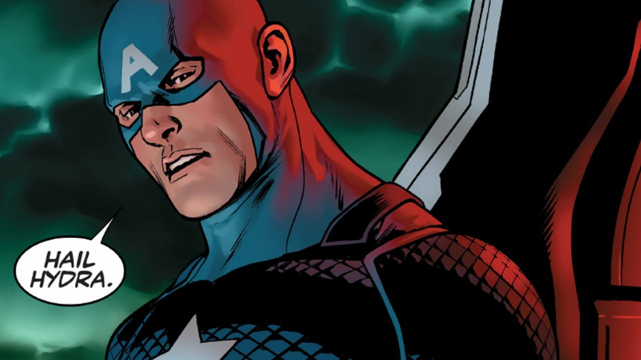 """""""Hail Hydra"""": Captain America Writers Court Controversy"""