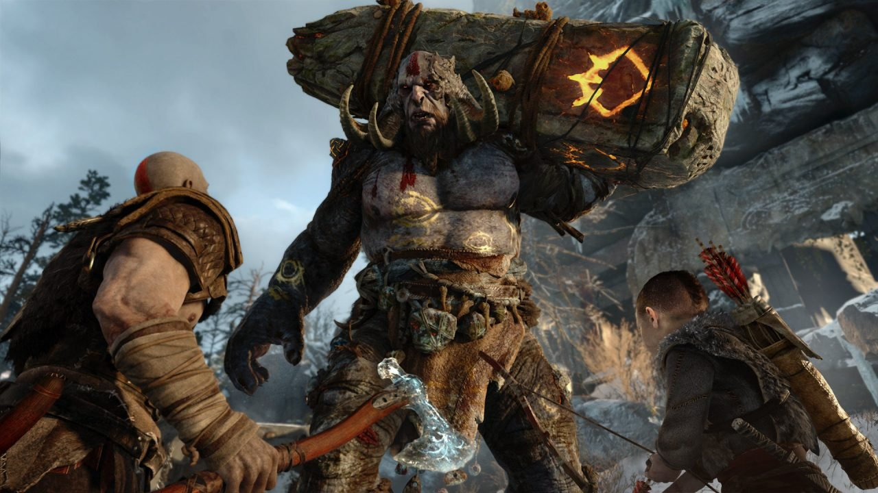 A Grounded God of War Is What We Need 2