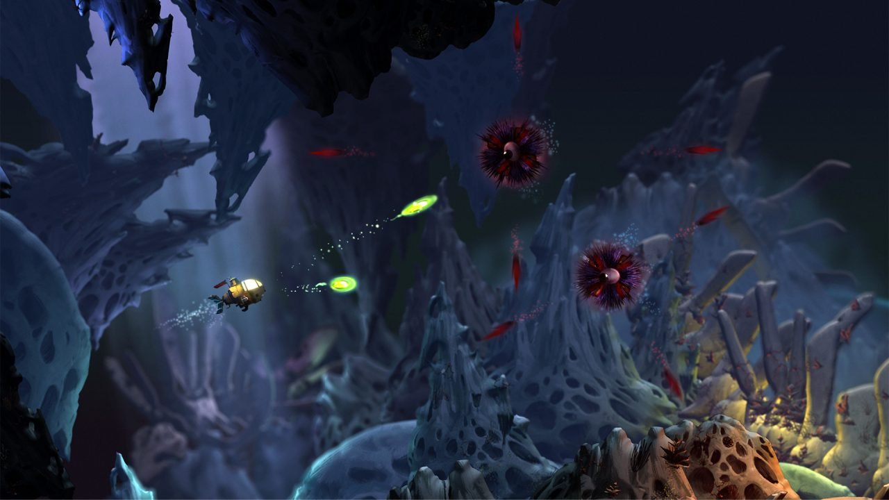 A Month From Launch, Song of the Deep Major Issues 3