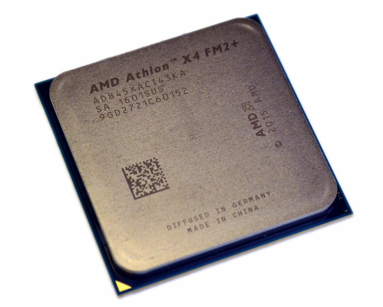 Operating under the stress tests of Cinebench 15 and 3D Mark's Sky Diver application, the X4-845 delivered some admirable results when paired with a ...