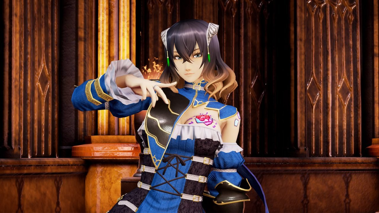 Anger And SmiIes: Bloodstained Is The Castlevania Game We've Been Waiting For