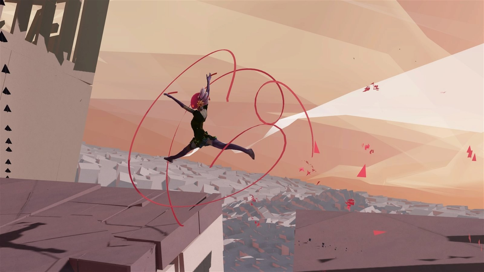 Bound Preview - A Game That Dances Through A Little Girl's Imagination