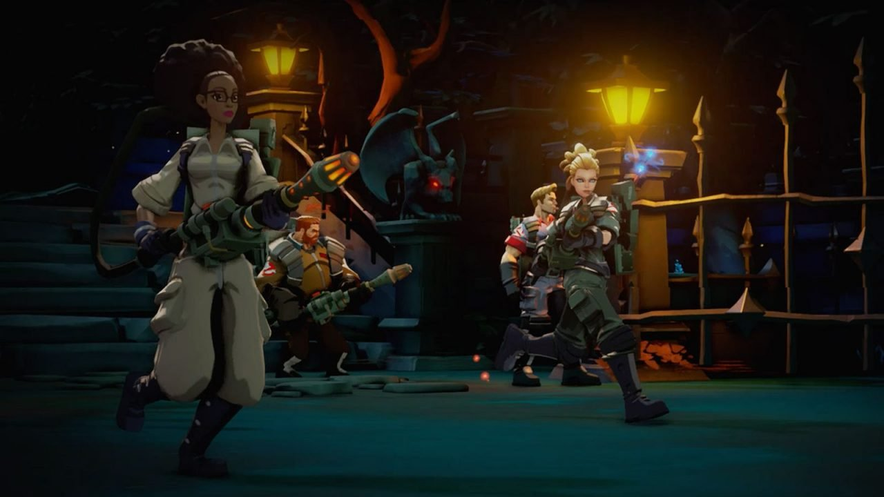 Bustin' Doesn't Feel Good in the New Ghostbusters Game 1