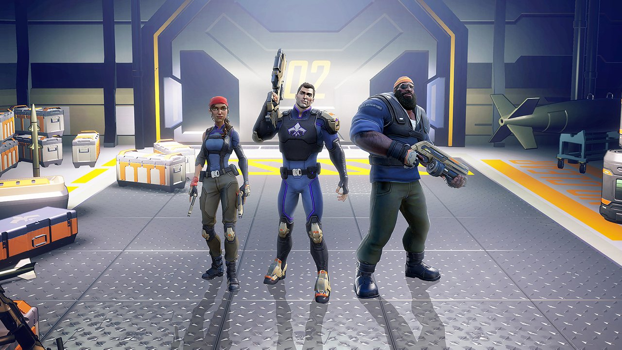 Comics and Cartoons: A Preview of Agents of Mayhem 1