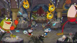 Cuphead's Platforming Levels are Old-School Hard, Repetitive 4