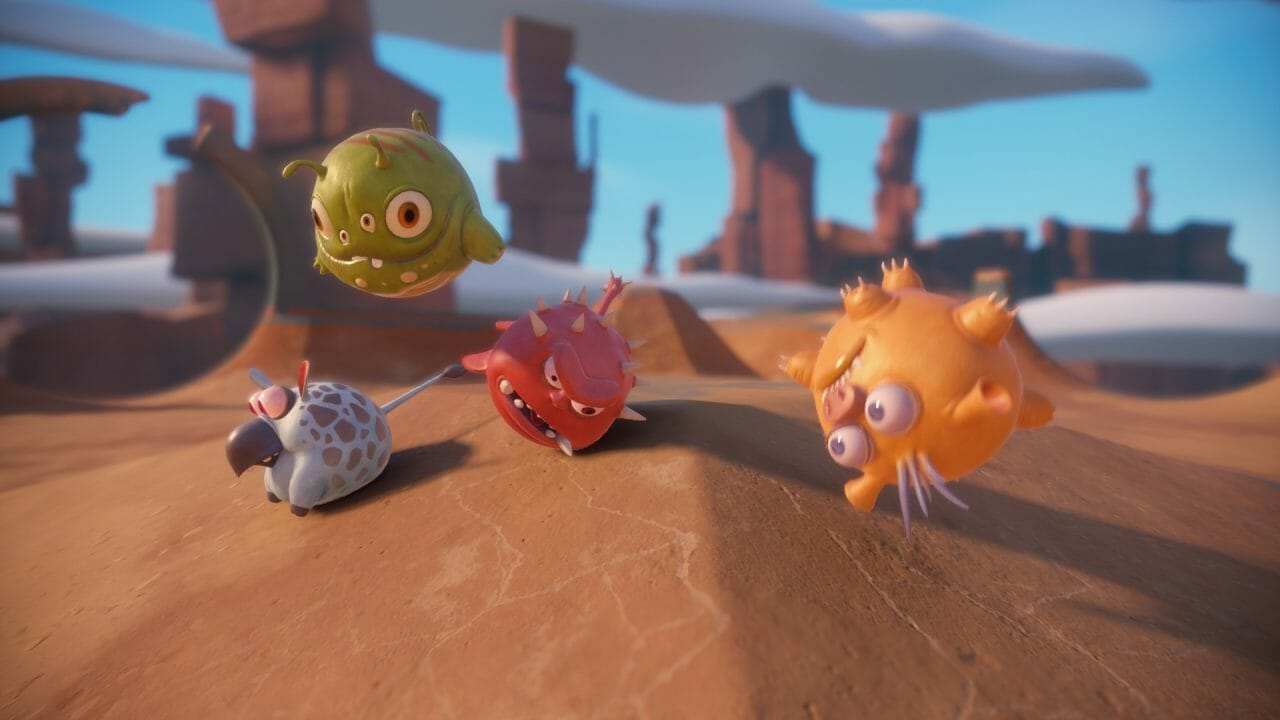 De-Formers: Ready At Dawn's New Blob Brawler