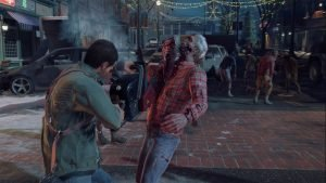 Dead Rising 4: Cybernetic Zombie Killing at Low Frame Rates
