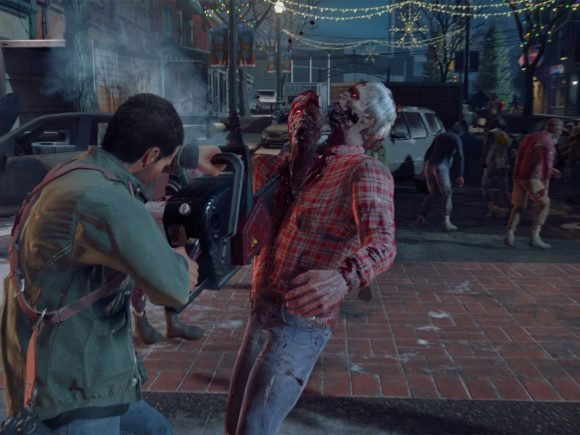 Dead Rising 4: Lots of Zombies, Low frame rate, Ugly graphics, No time mechanic 2