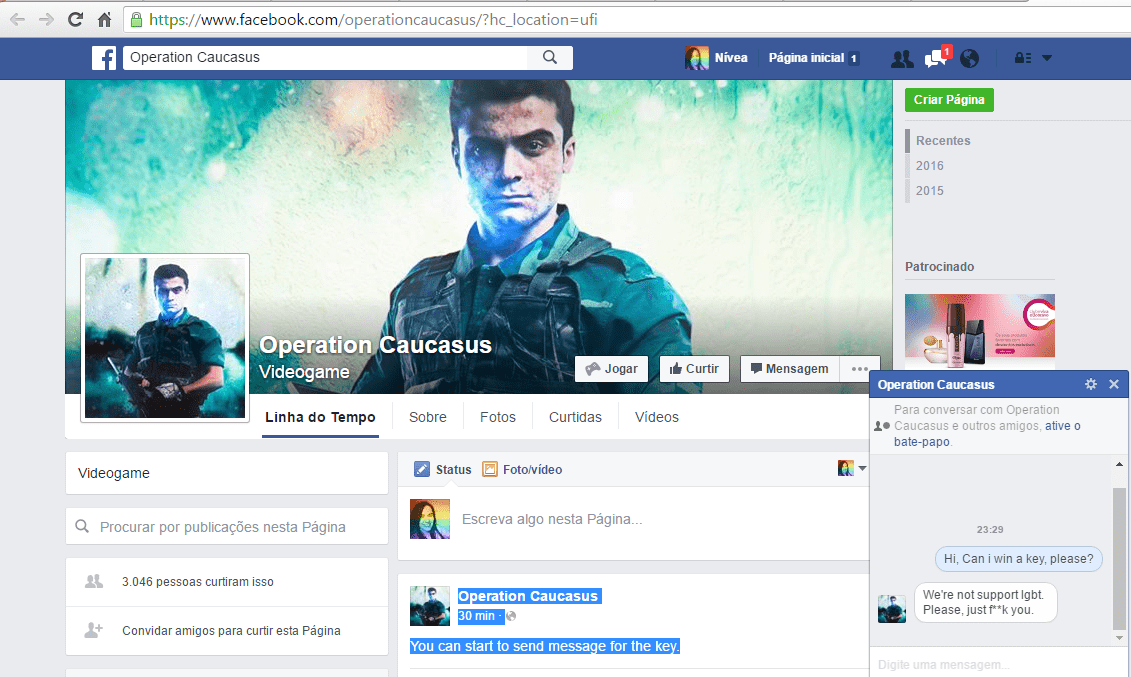 Dream Games Rejects Player For Sporting Rainbow Facebook Icon 1