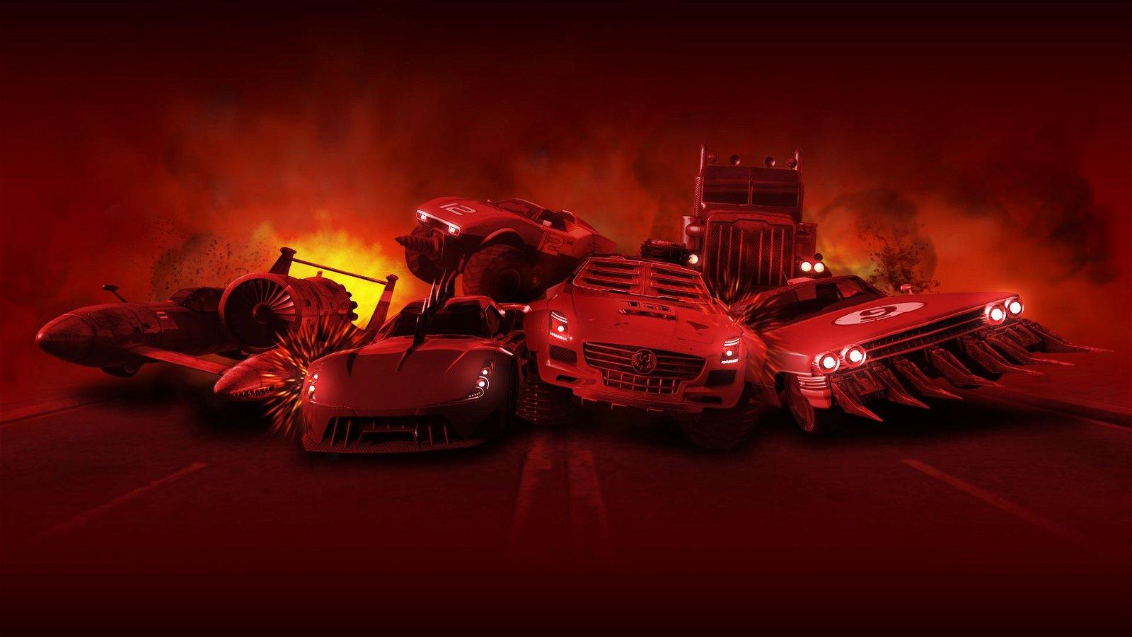 E3 2016: Carmageddon Max Damage is Stuck in Reverse 3