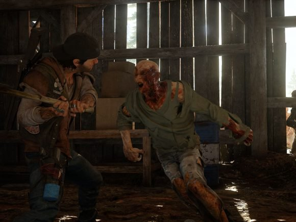E3 2016: Days Gone Behind Closed Doors Preview