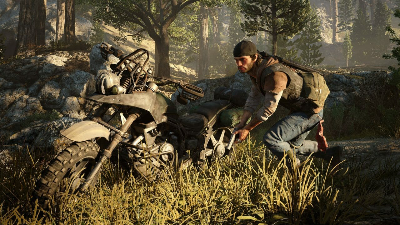 E3 2016: Days Gone Behind Closed Doors Preview 3