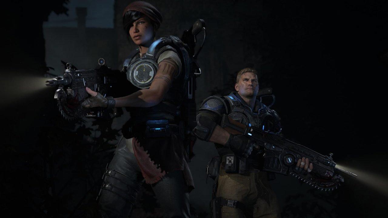 E3 2016: Gears of War 4 Behind Closed Doors