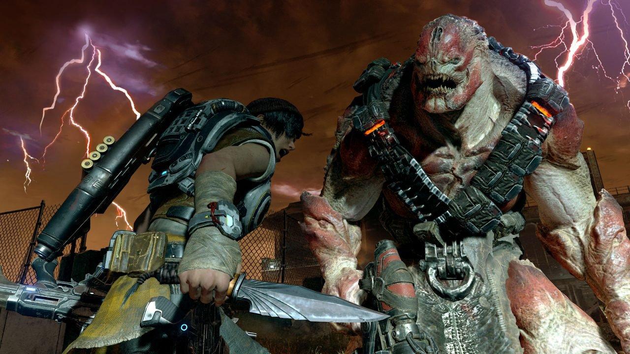 E3 2016: Gears Of War 4 Behind Closed Doors 13