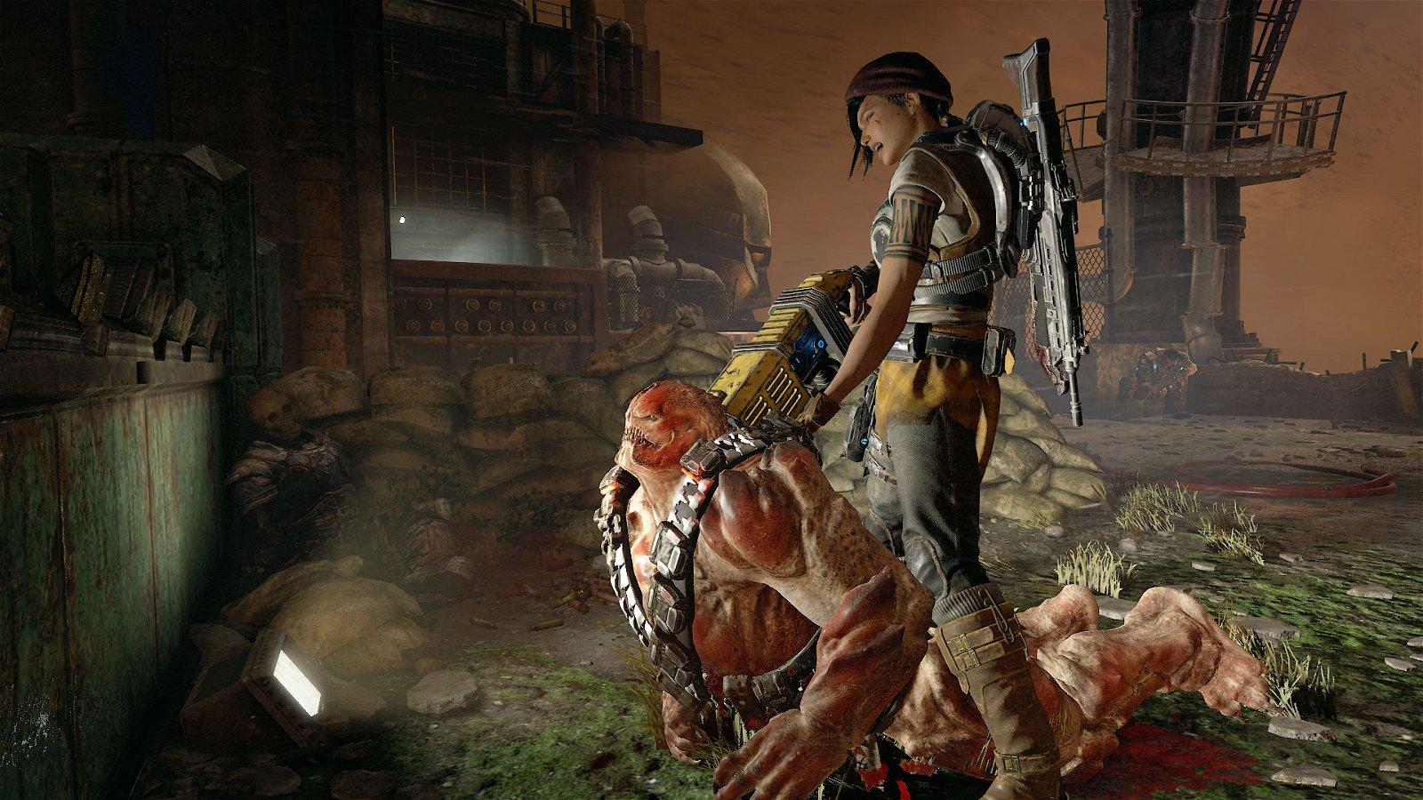 E3 2016: Gears of War 4 Behind Closed Doors 16
