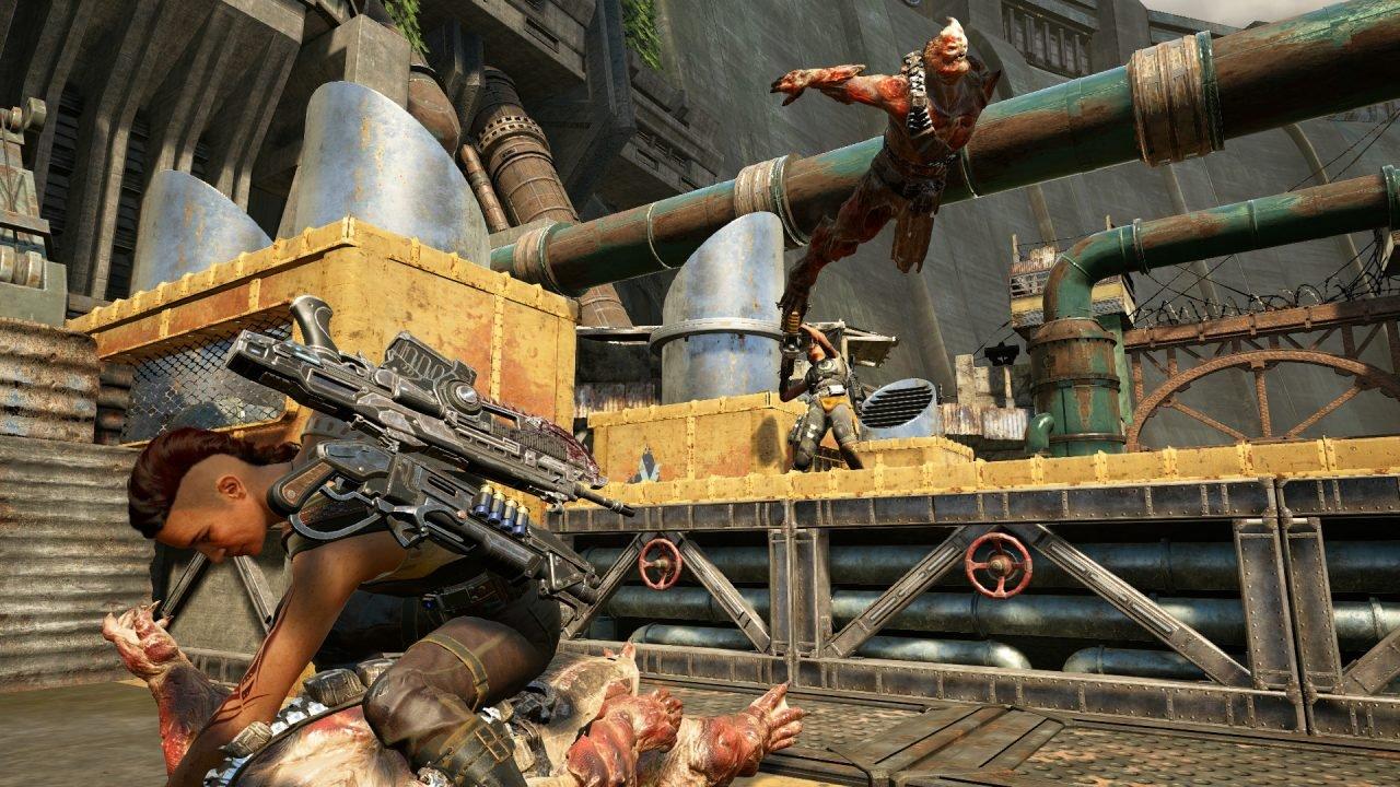 E3 2016: Gears Of War 4 Behind Closed Doors 7