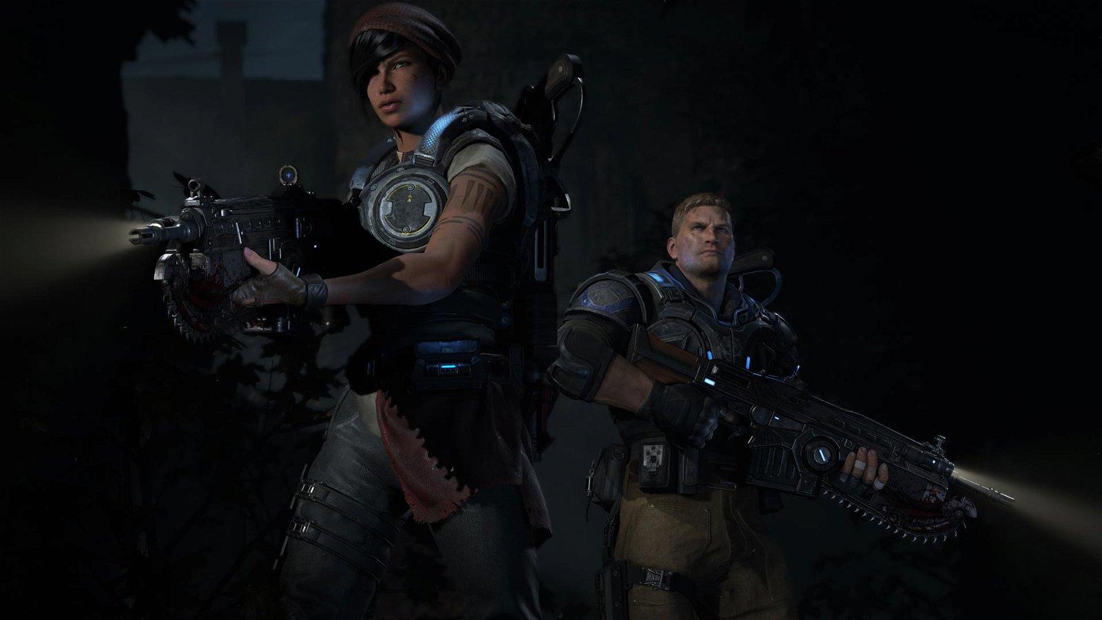E3 2016: Gears of War 4 Behind Closed Doors 1