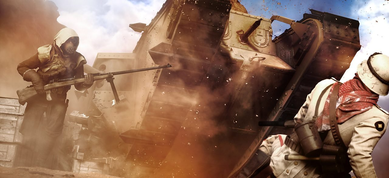 EA and DICE Erase History in Battlefield 1 2