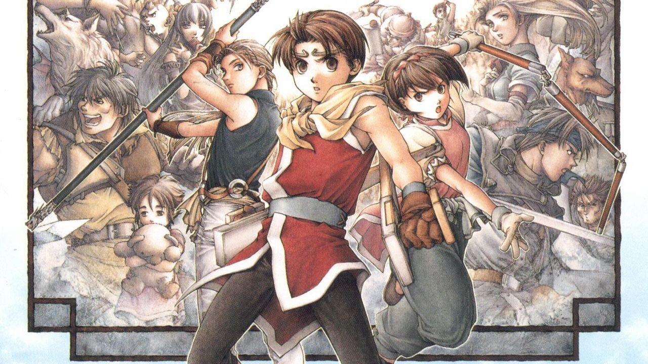 Fans Appeal to Konami in Effort to Get Suikoden Released on Steam