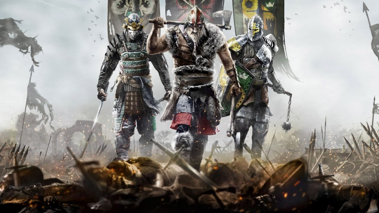 "Fight To Survive In ""For Honor"" 2"