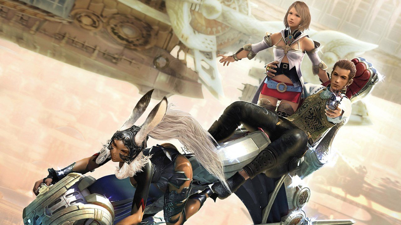 Final Fantasy XII PS4 HD Remaster Announced