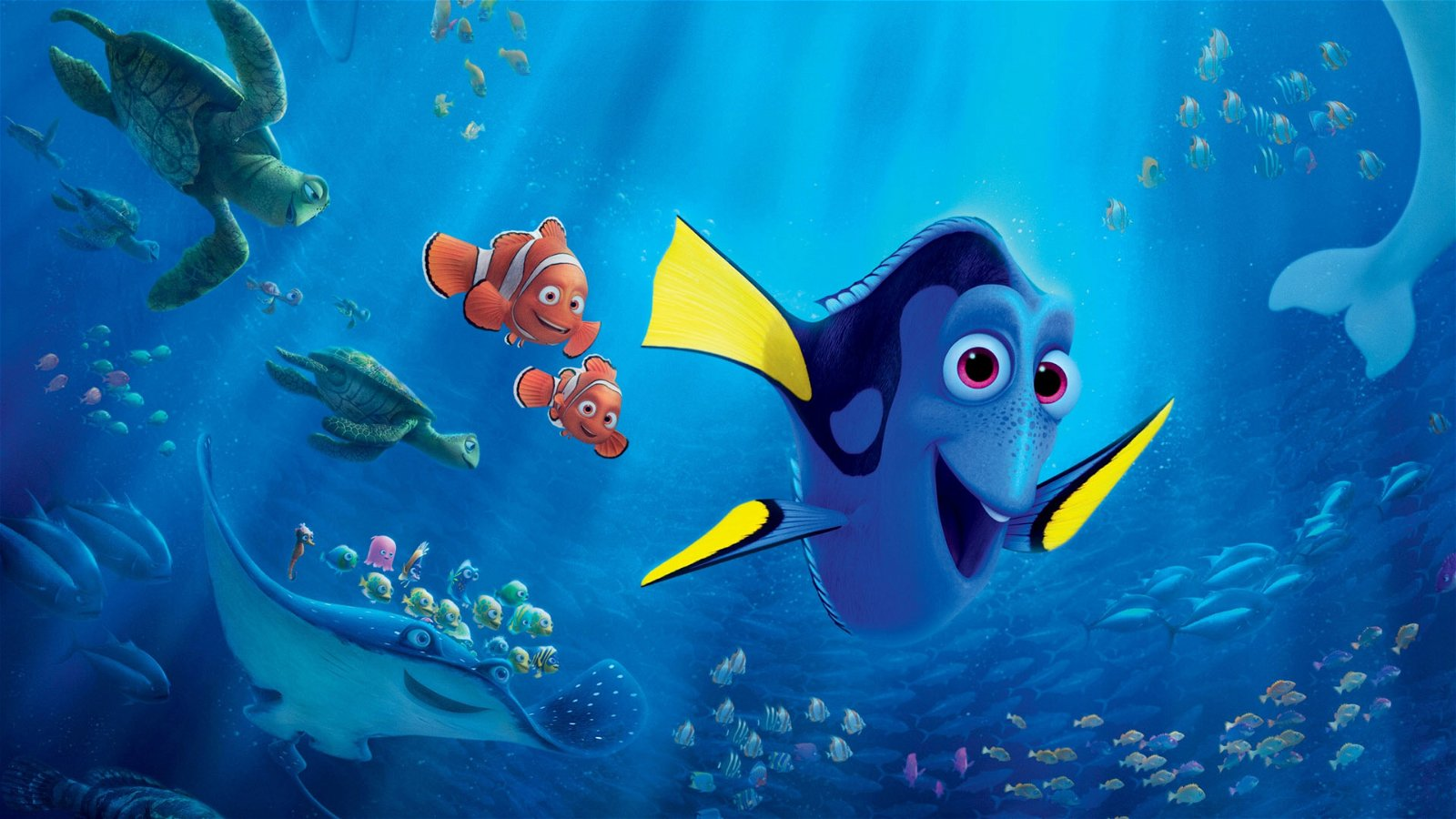 Finding Dory (2016) Review 9