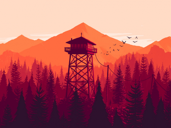 Ford Dealership Steals Licenced Firewatch Artwork For Ad Campaign