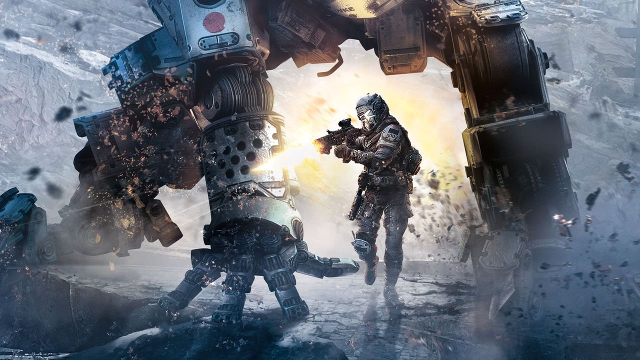 Giant Robots are Fun Again - Titanfall 2 Preview