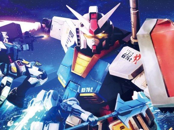 Gundam Breaker 3 (PS Vita) Review