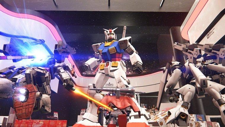 Gundam Breaker 3 (Ps Vita) Review 5