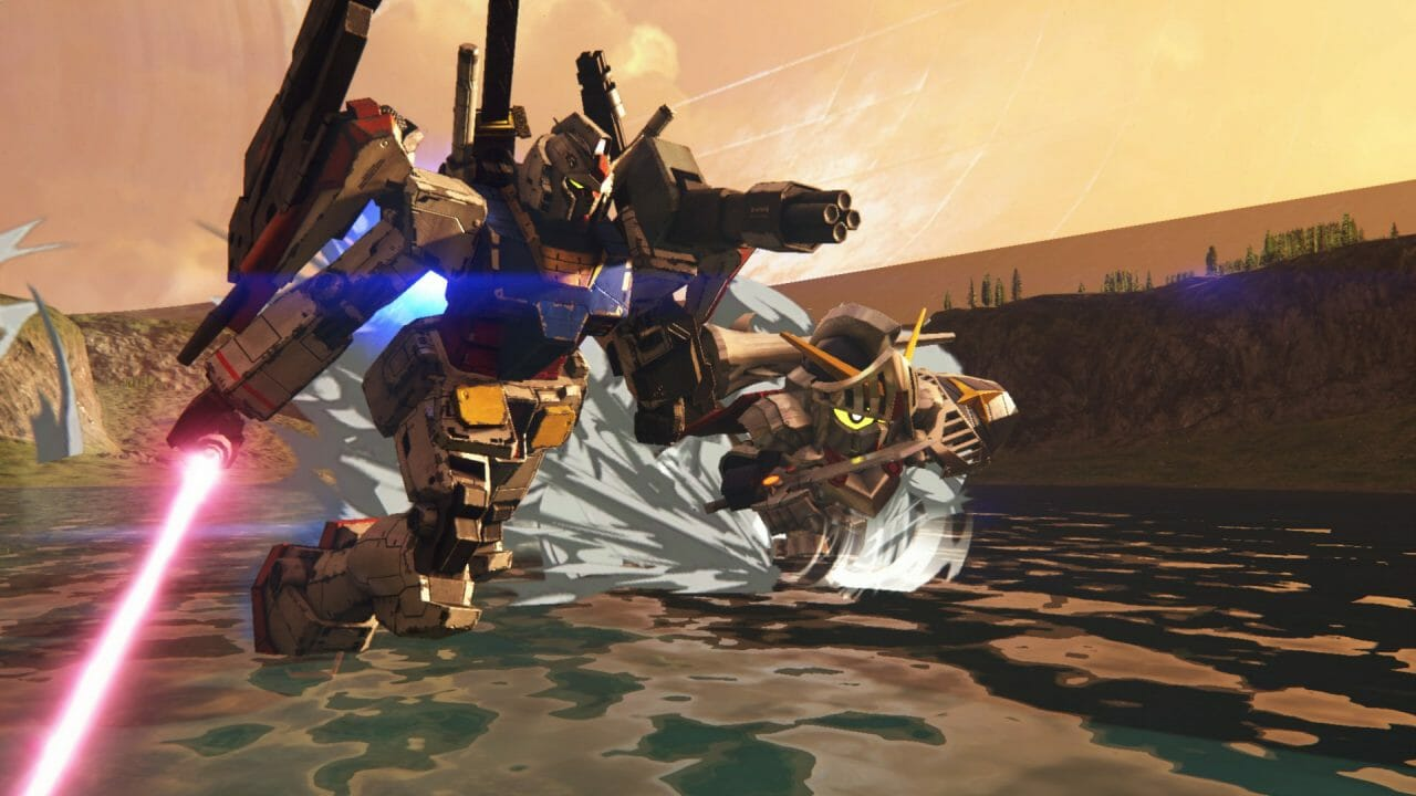 Gundam Breaker 3 (Ps Vita) Review 6