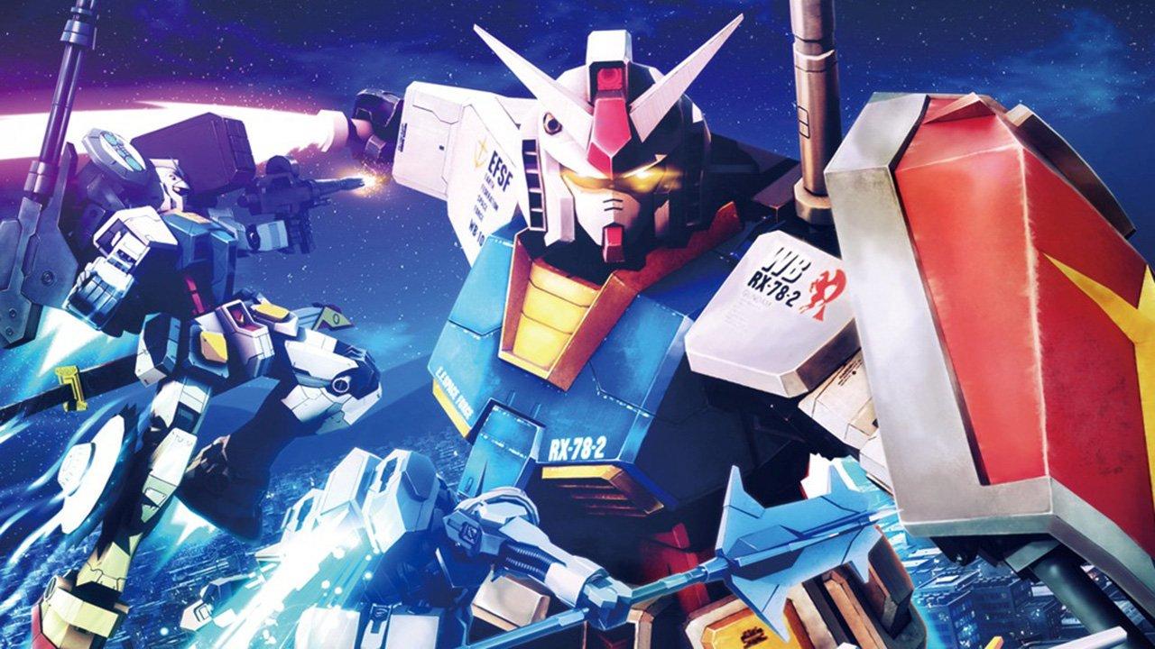 Gundam Breaker 3 (PS Vita) Review 1