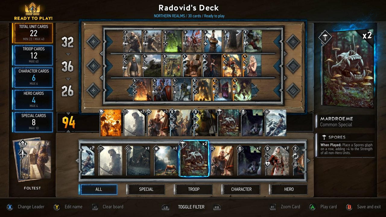 Gwent Might End Up Being My New Go-To Card Game 7