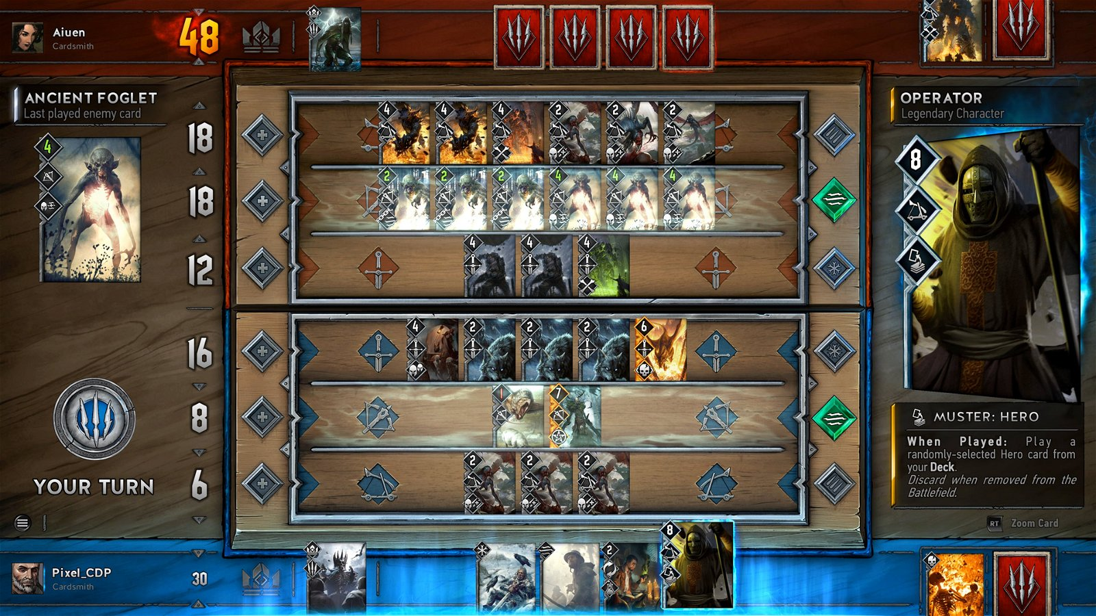 Gwent Might End Up Being My New Go-To Card Game