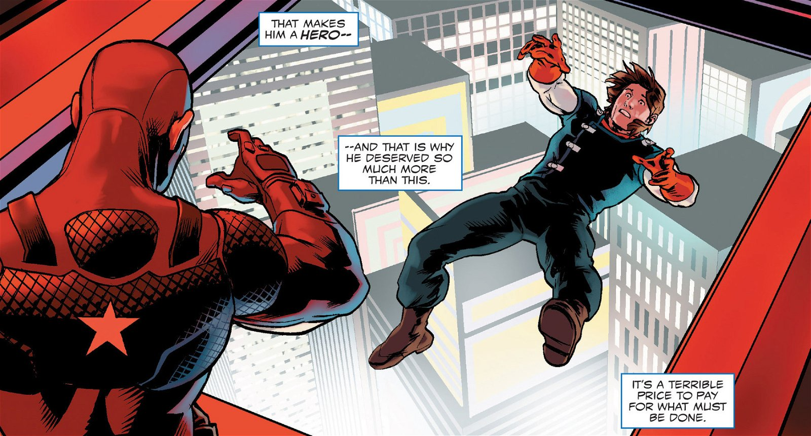 """""""Hail Hydra"""": Captain America Writers Court Controversy 3"""