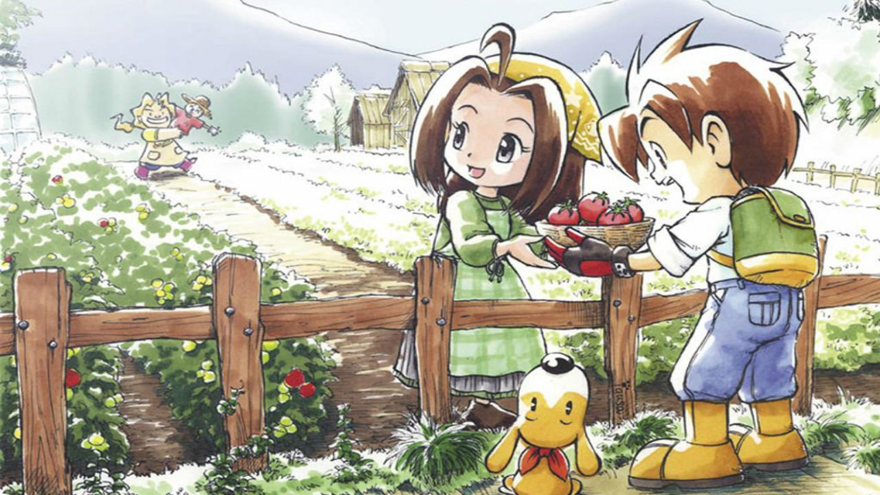 Harvest Moon: Skytree Village Announced For The 3DS 3