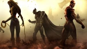 Injustice 2 Poster Leaked Ahead of E3 Reveal 1