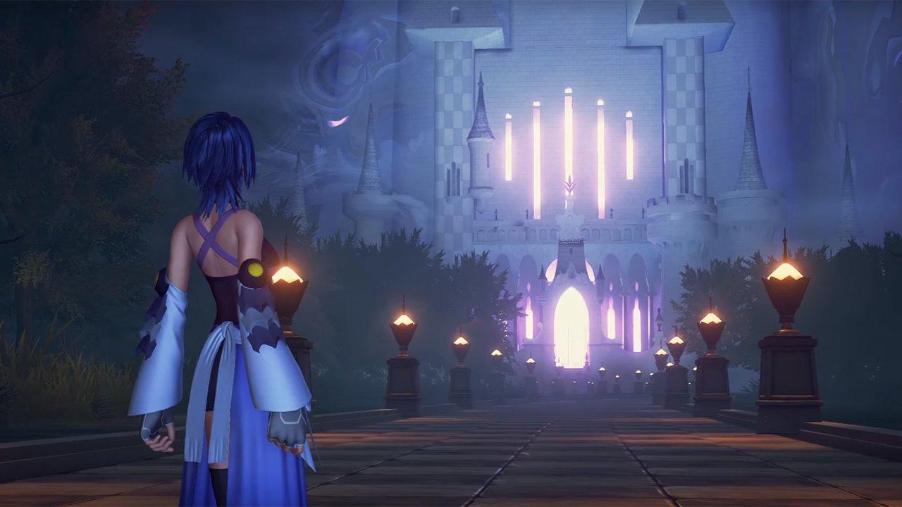 Kingdom Hearts 2.8 HD Trailer Released 3