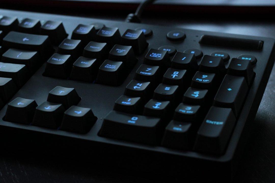 Logitech G810 Orion Spectrum Mechanical Keyboard Review 6