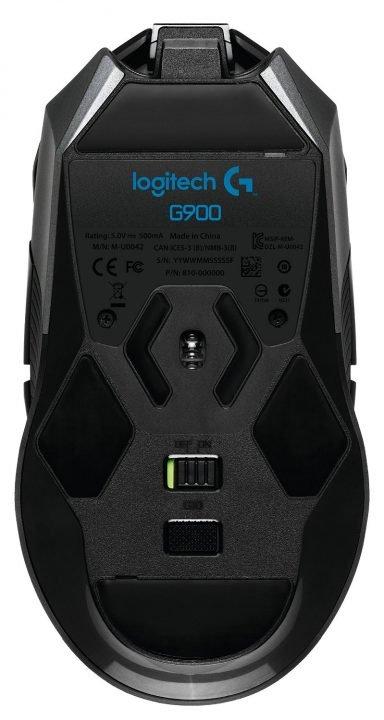 Logitech G900 Chaos Spectrum (Hardware) Review 5
