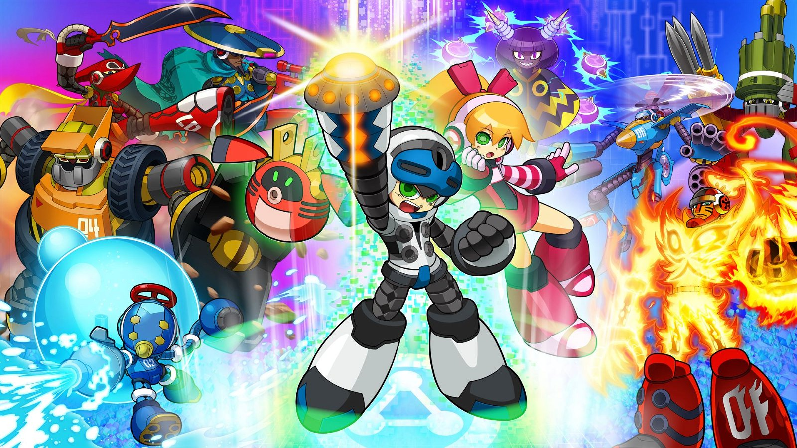 """Mighty No. 9 """"Better Than Nothing"""", Says Creator"""