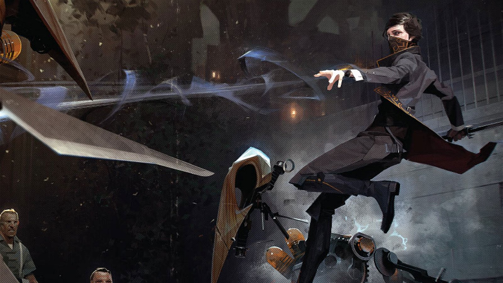 """More Details on """"Dishonored 2"""" Revealed 3"""