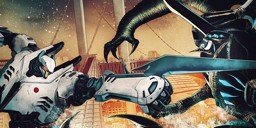 Pacific Rim: Tales from the Drift (Comic) Review 2