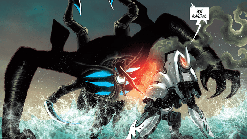 Pacific Rim: Tales from the Drift (Comic) Review 4