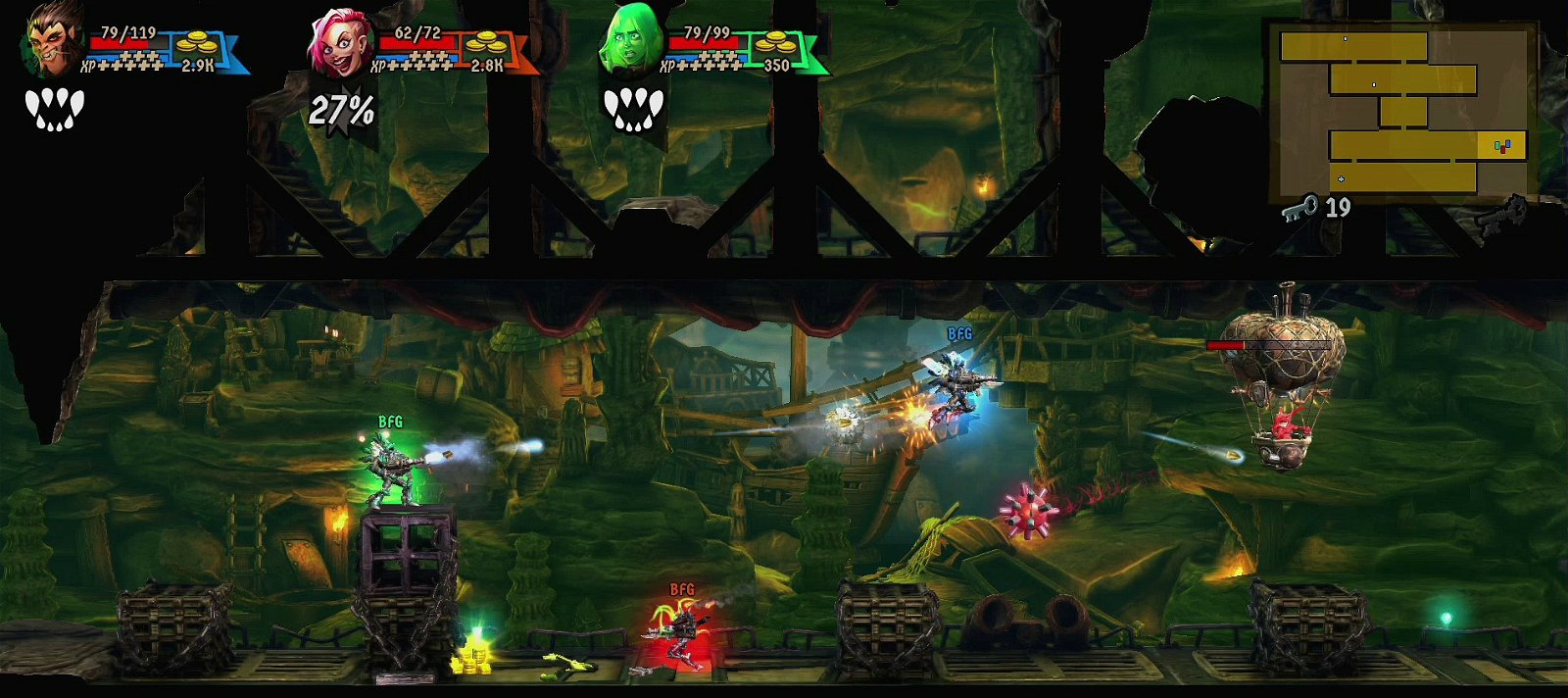 Rogue Stormers (Pc) Review 2