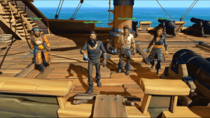 Sea of Thieves Stole my Heart at E3 2016 1